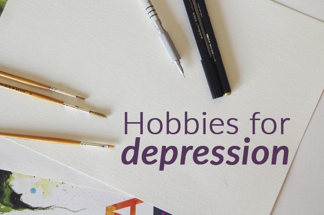 Can hobbies break depression?