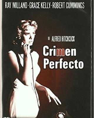 Crimen perfecto (1954, Alfred Hitchcock)