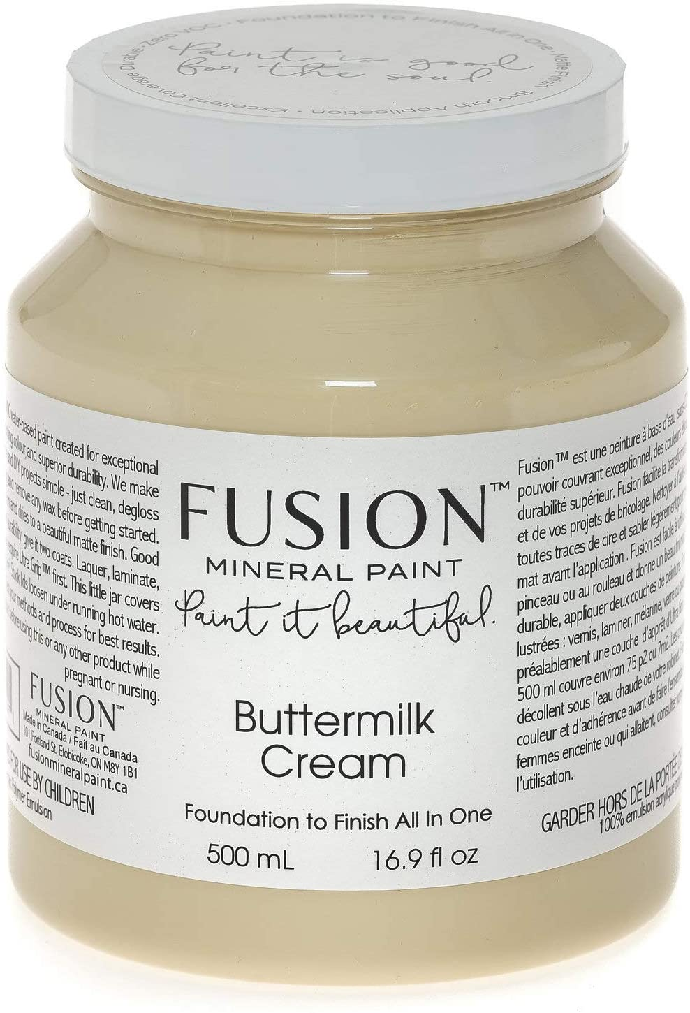 Paint for Baby Crib--Fusion mineral paint