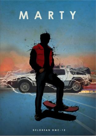 Marty Car Legends