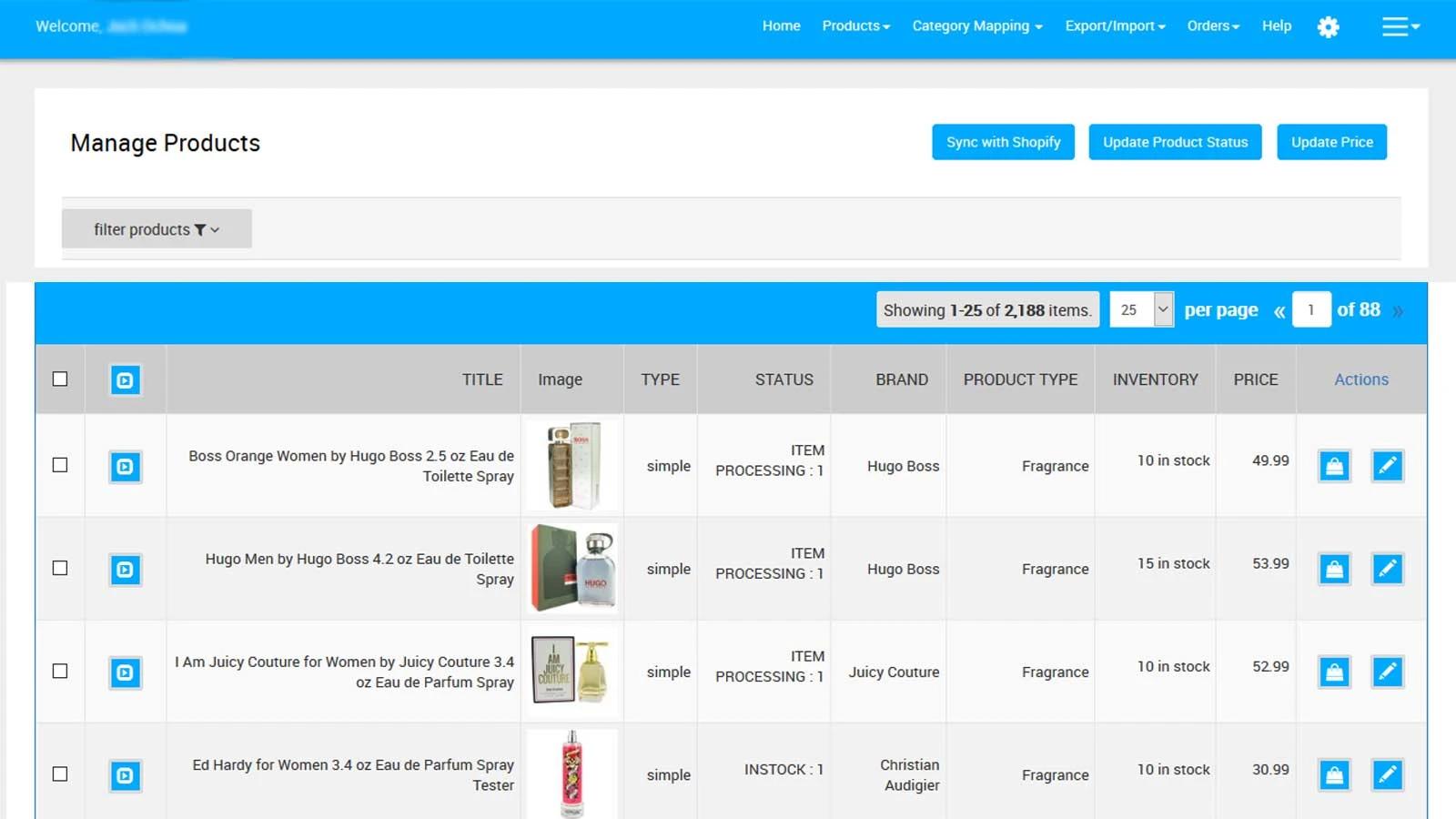 excellent Shopify marketplace app