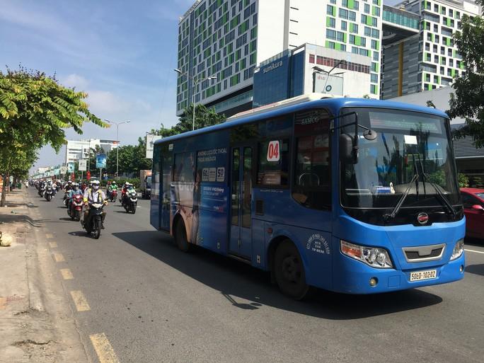 TP HCM: Thêm 18 tuyến xe buýt dừng hoạt động - Ảnh 1.
