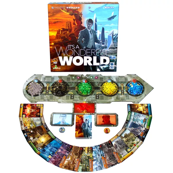 Why You Should Play: It's a Wonderful World! 4