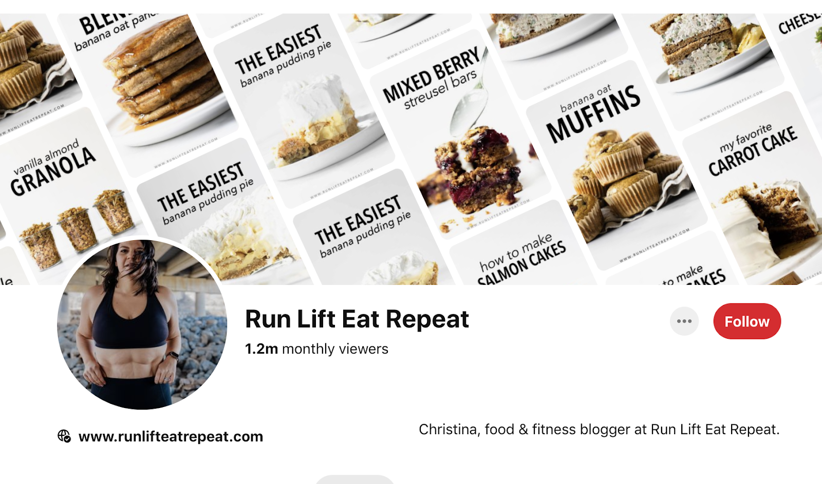 Run lift eat repeat