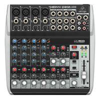 Behringer XENYX Q1202USB 12 Input Mixer with USBAudio Interface