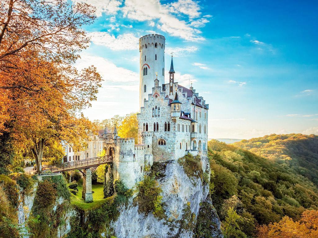 Lichtenstein Castle - GlobalMap
