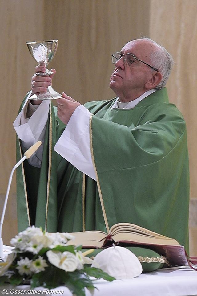 Bài giảng Lễ sáng của Đức Thánh Cha