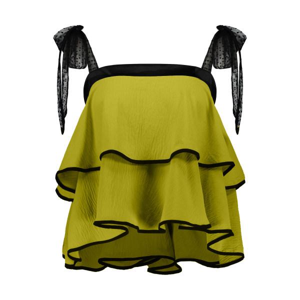 بلوز زنانه کیکی رایکی مدل BB2417-021