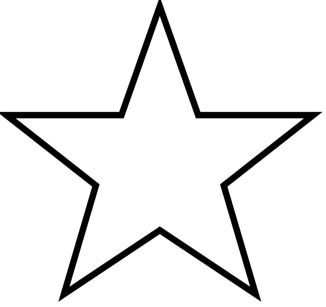 https://upload.wikimedia.org/wikipedia/commons/thumb/1/18/Five-pointed_star.svg/1088px-Five-pointed_star.svg.png