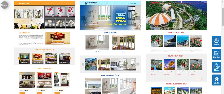 Sản phẩm học viên sau khóa học marketing online tại Đà Nẵng