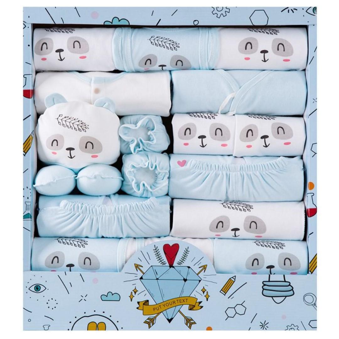18PCS/Lot Newborn Baby Girl Clothes