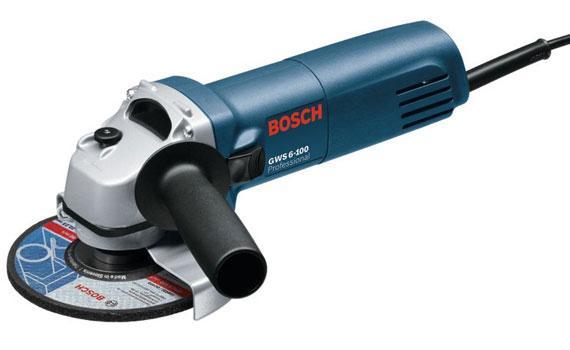 Máy mài góc Bosch GWS 6-100 có chổi than giá tốt tại nguyenkim.com