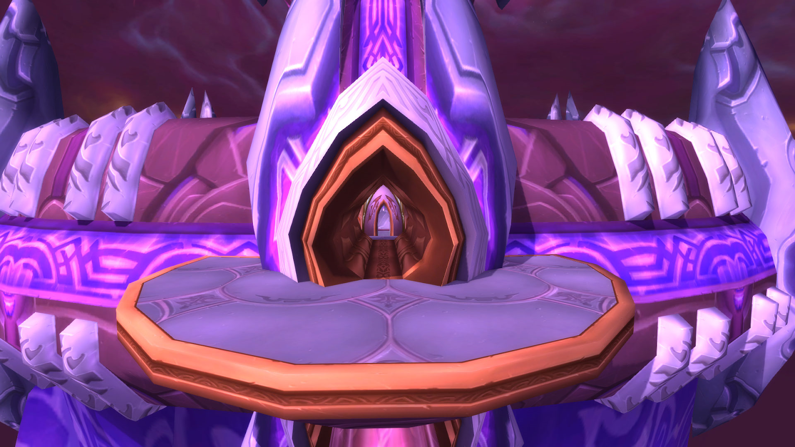 Entrance to The Eye, the raid needed for Ashes of Al'ar