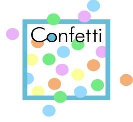 confetti2Klein