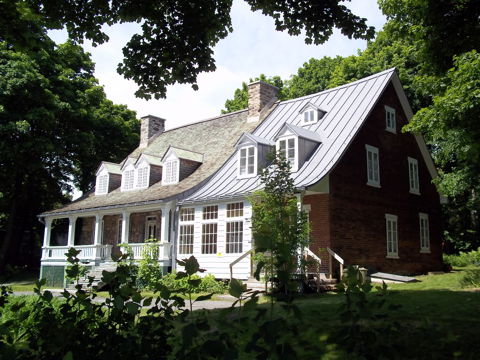 Most Iconic Houses in Canada real estate homes mansions historic Hurtubise House