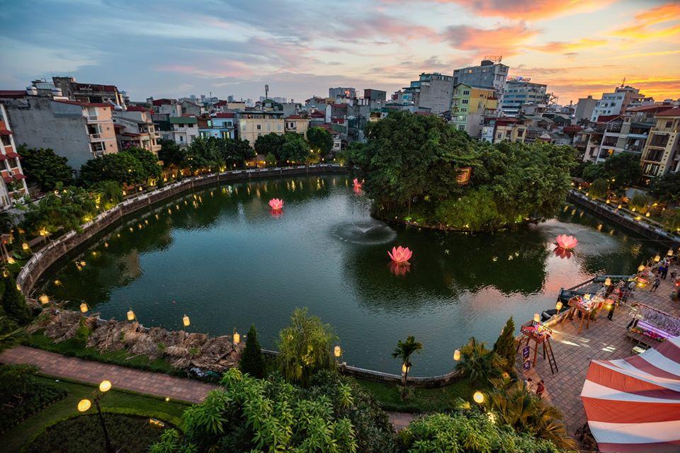 Hồ Văn trên con đường tìm lại những giá trị văn hóa dân tộc