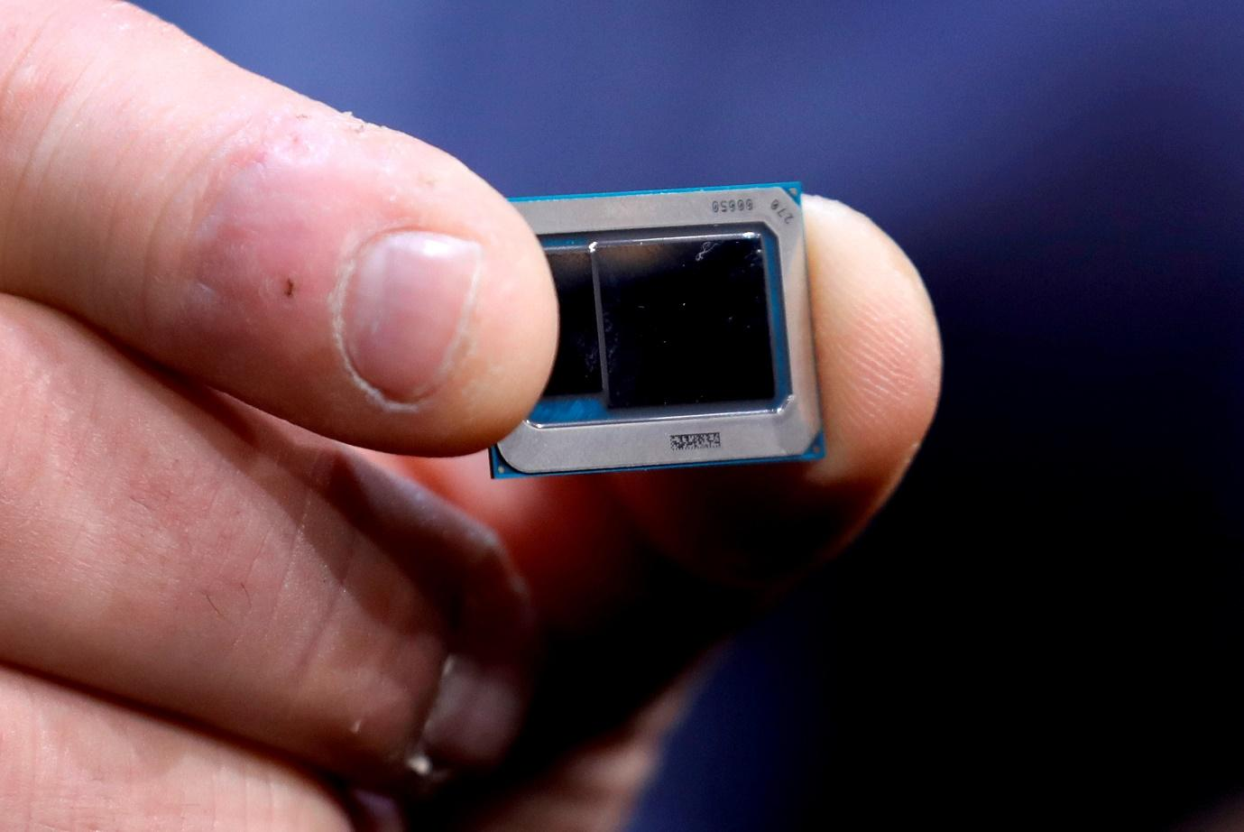 Intel reiterates chip supply shortages could last several years | Reuters