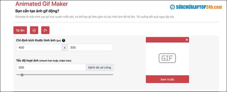 Website GIFMake.com