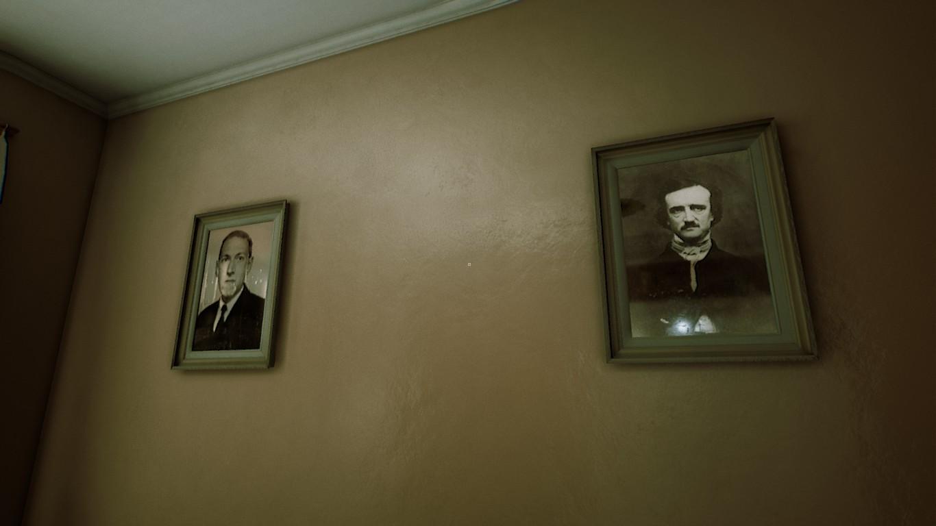 Lovecraft y Poe