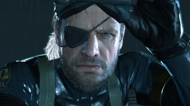 Metal Gear Solid Image From Game