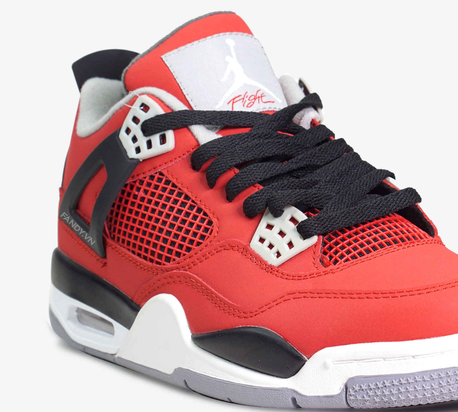 Giày Nike Air Jordan 4  Toro Bravo