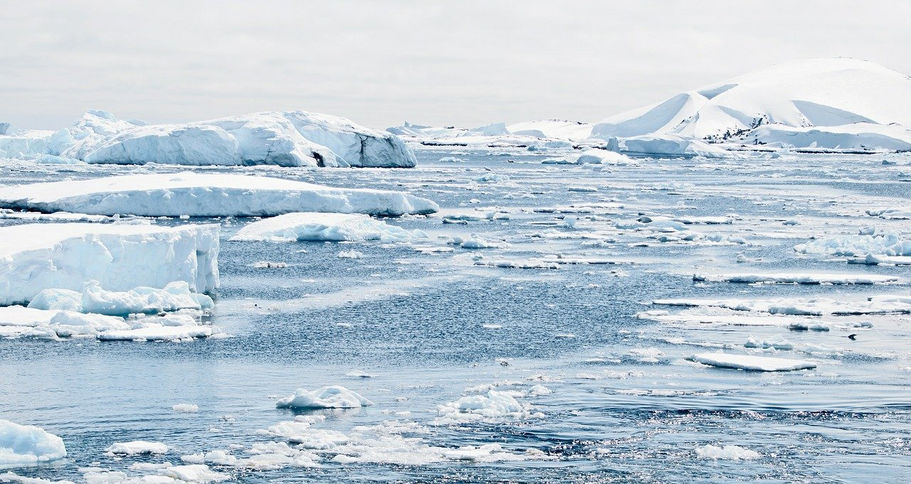 L'antarctique se réchauffe plus vite que le reste de la planète selon le GIEC