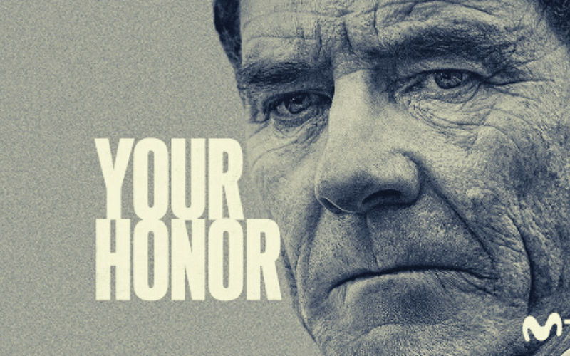 Your Honor Season 1 poster Best New Web Series in 2021