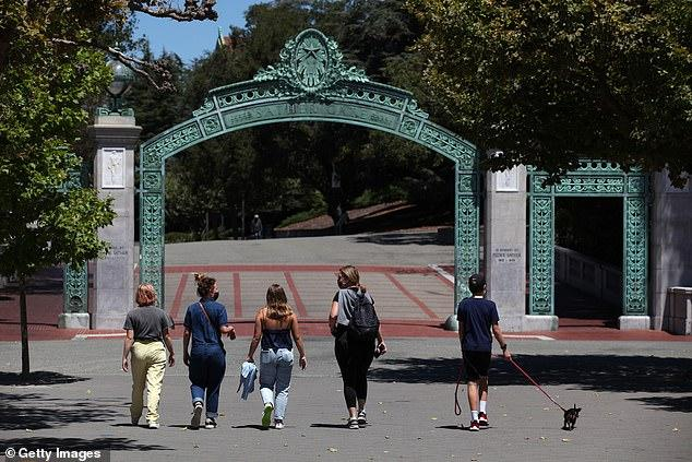 UC Berkeley bans solo outdoor exercise on campus, locks ...