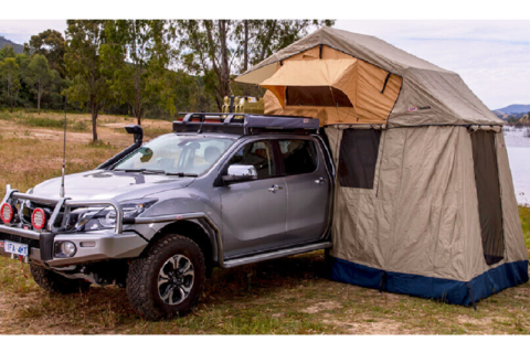 ARB Simpson Roof Top Tent with Annex