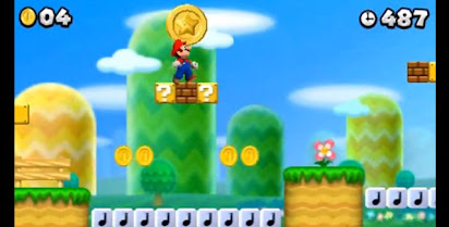 New Super Mario Bros Wii Cheats Star Coins World 1