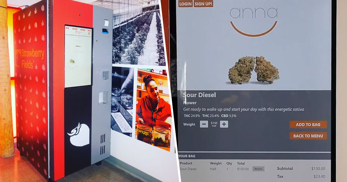 anna vending machine