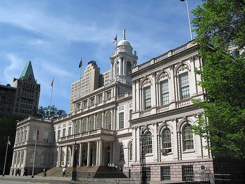 City Hall New York