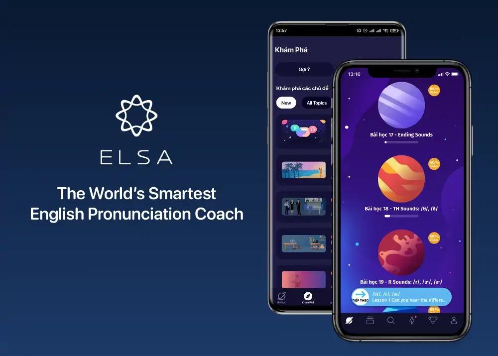 Giới thiệu phần mềm học tiếng Anh giao tiếp ELSA Speak