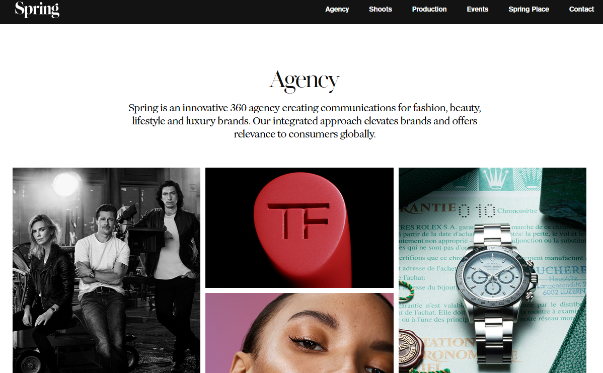 Best Creative Agency for Fashion Brands