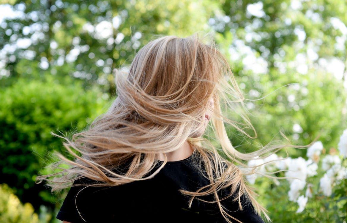 Healthy hair after quitting alcohol