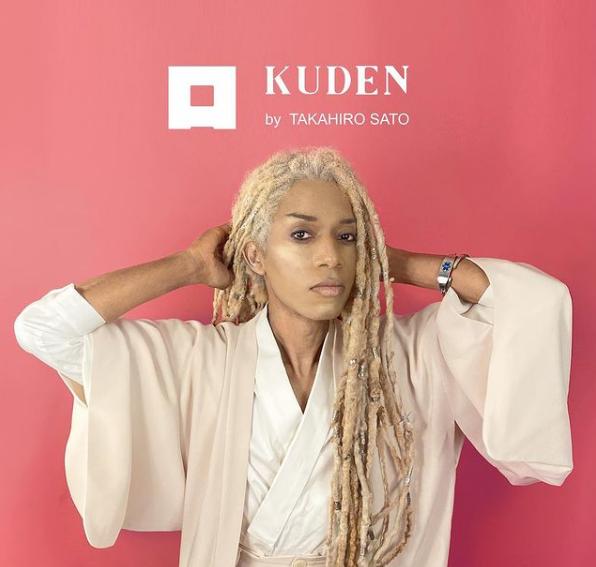 Tarik Rever promotional photo shoot for Kuden | Black Influencers Featured on Afluencer