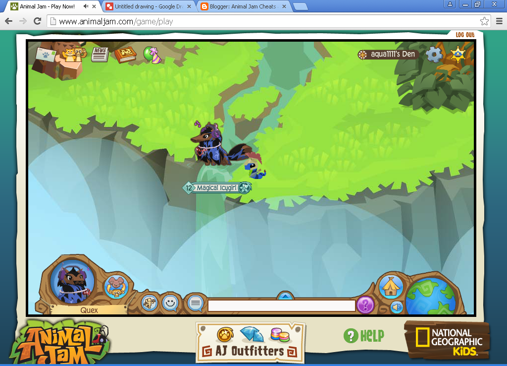 give away animal jam 2015 codes
