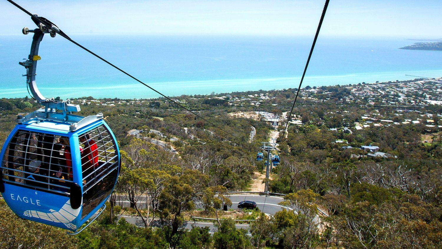 100 things to do in melbourne with kids arthurs seat eagle