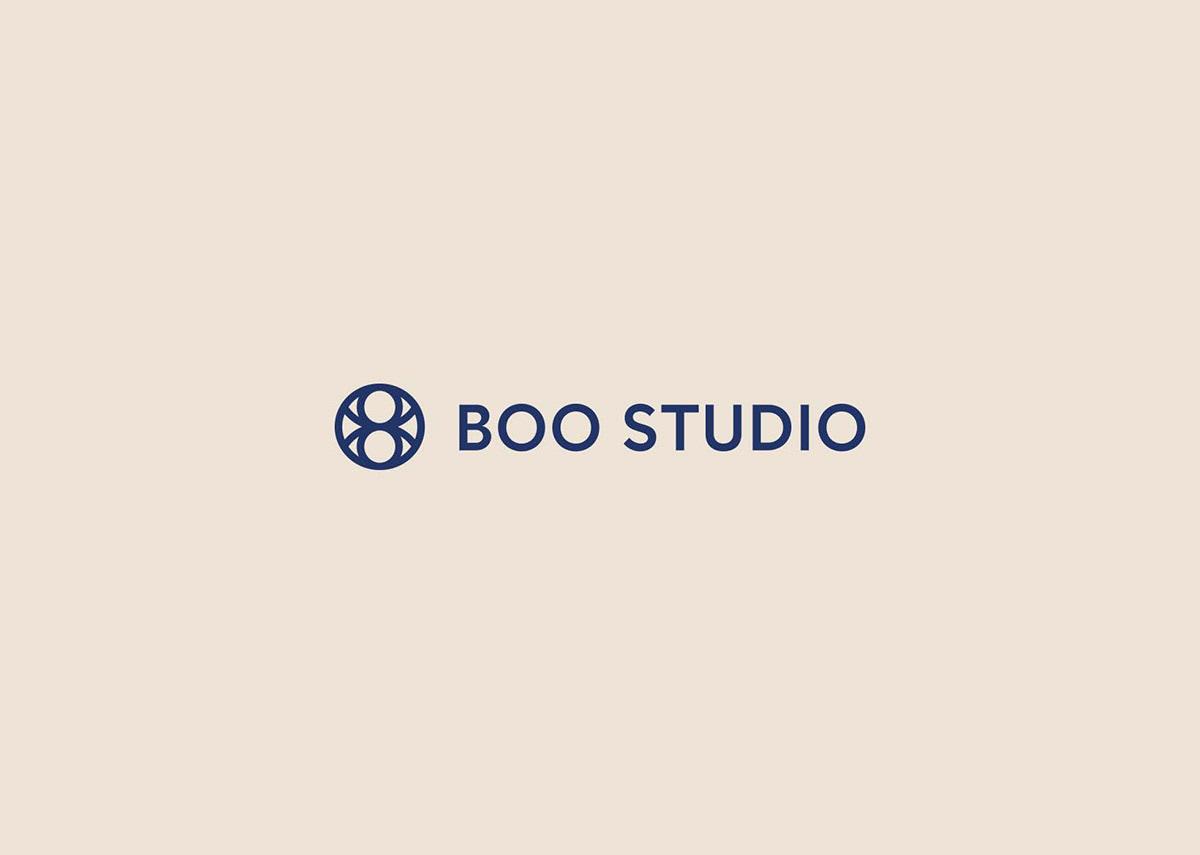 boo branding  graphic design  logo Logo Design merino BOOSTUDIO