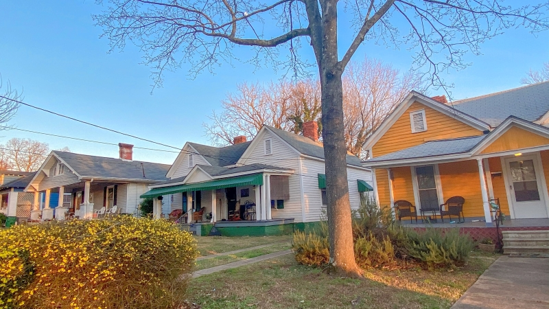 Belmont is one of the best Charlotte, NC, neighborhoods.
