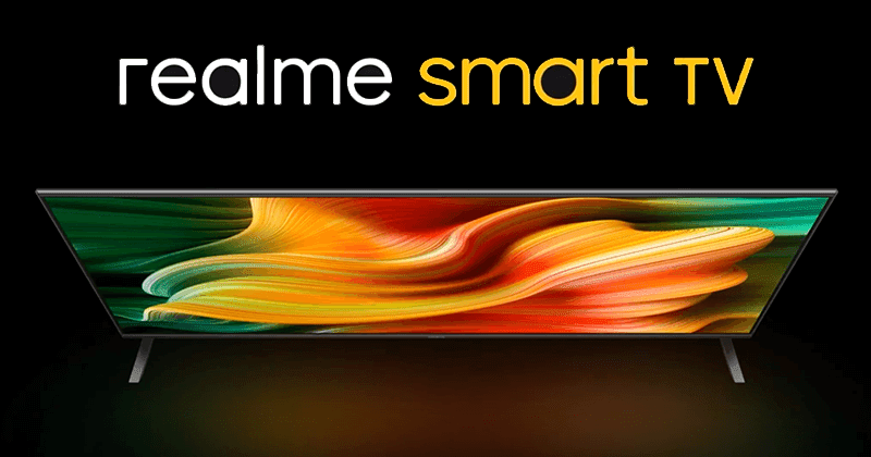 Realme Smart TV with HDR10 display now official in India!