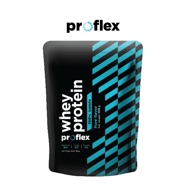 ProFlex Whey Protein Isolate Pure (1 KG) ดีไหม ซื้อที่ไหนดี ปี 2021 »  MiniPriza