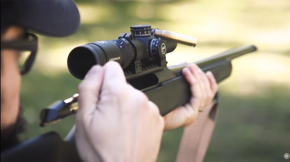 leupold lpvo on a hunting rifle