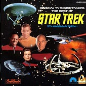 Suite From The Trouble With Tribbles - The Muzak Maker / The Scherzo Maker