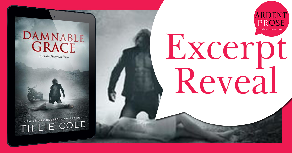 Excerpt: Damnable Grace by Tillie Cole | A Fortress of Books