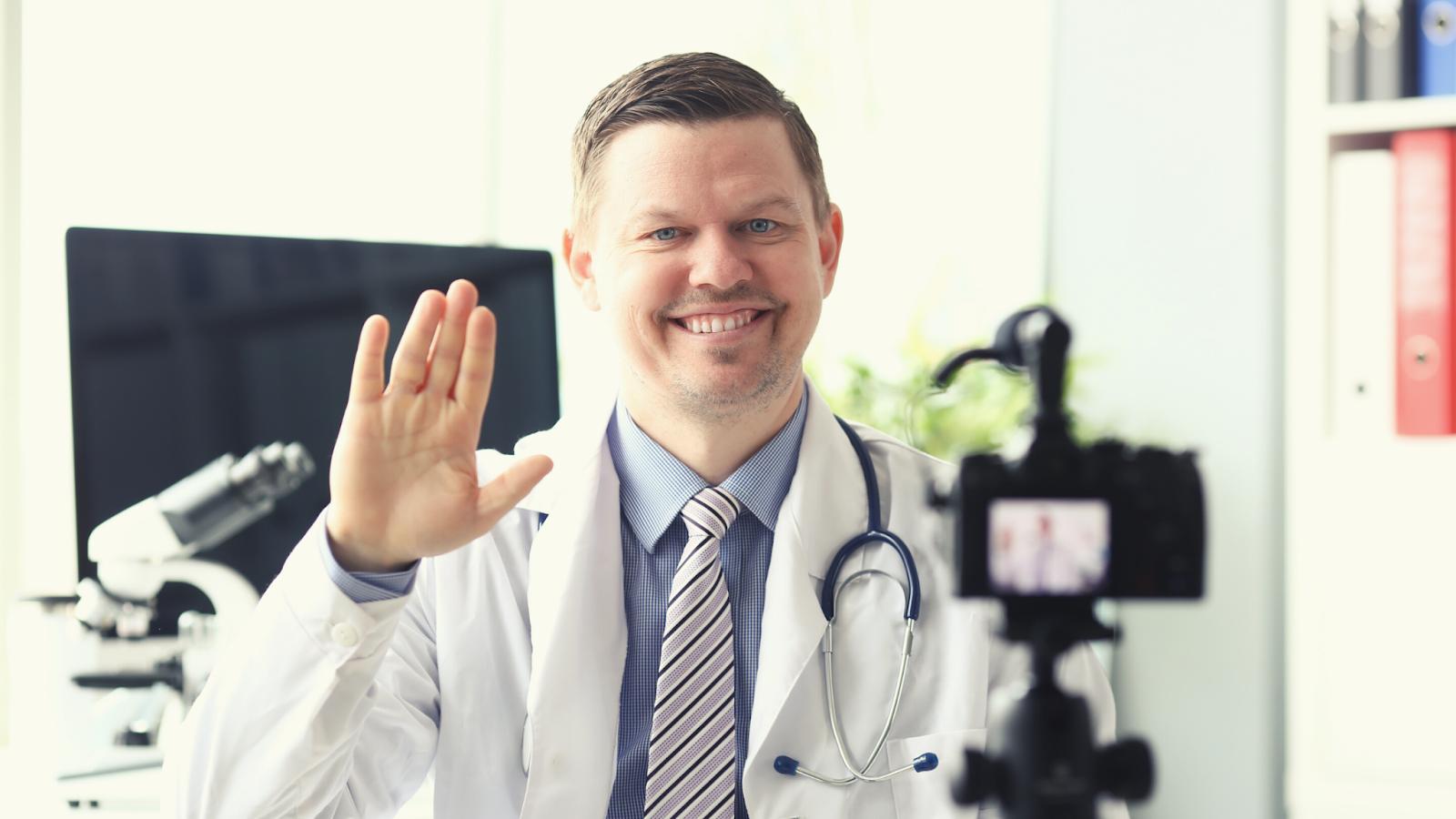 Digital Marketing  - Videos Doctors