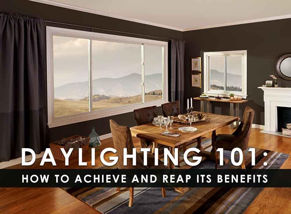 Daylighting 101