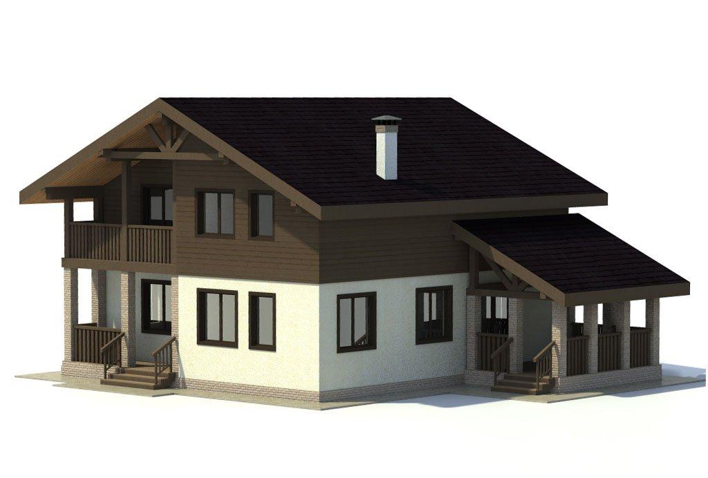 дома из арболита проекты и цены