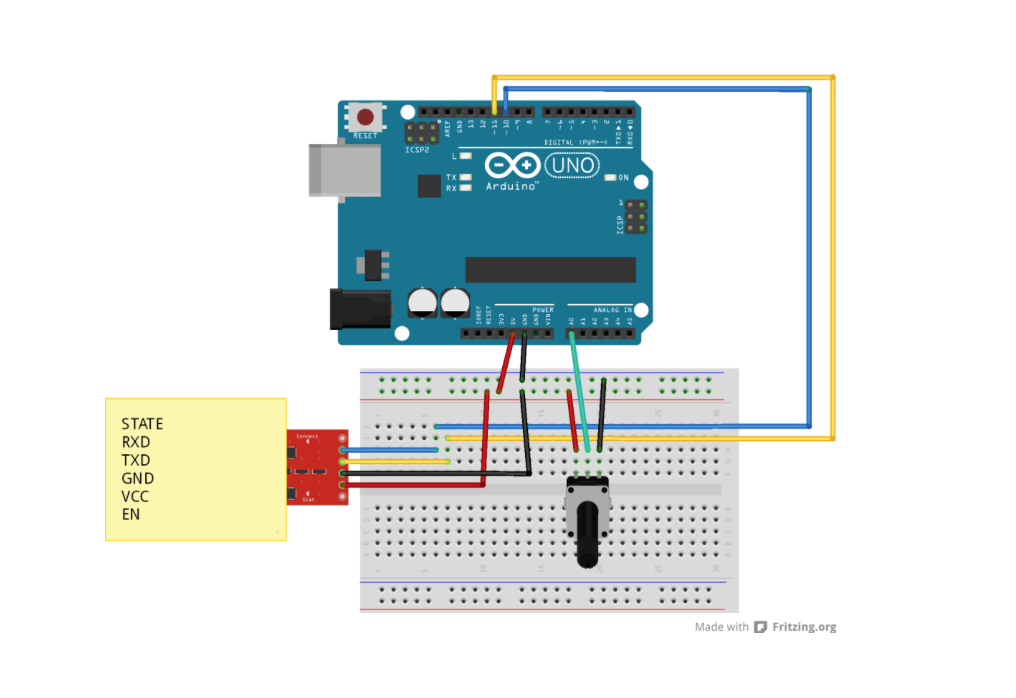 App Inventor and Arduino] Lesson 3: Analog read
