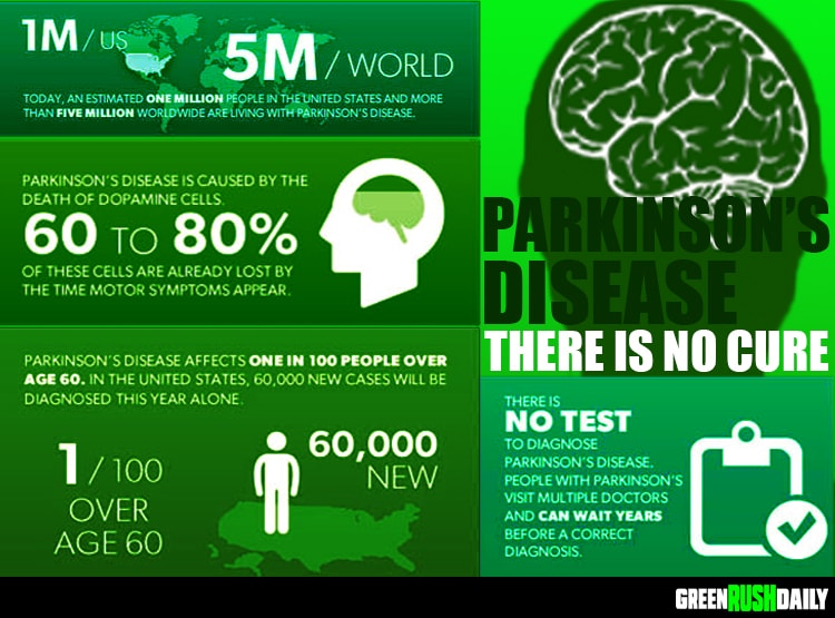 no cure for parkinsons
